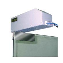 Puerta de batiente de vidrio de cierre automático de apertura automática con CE (2903)