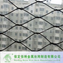 Hand Weave Factory Stainless Steel Rope Mesh
