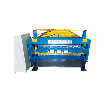 hot+sales+double-layer+Color+Steel+Roll+Forming+Machine