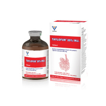 Animal Medicine Tylosin Tartrate Injection 20%