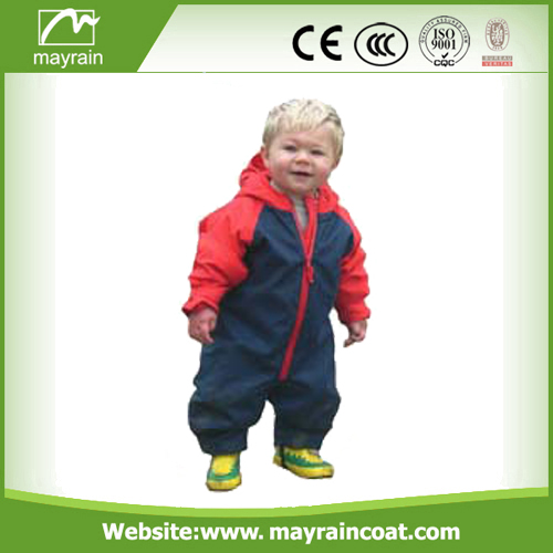 Waterproof Outdoor Polyester Rainsuit