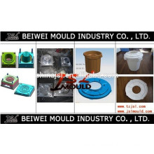 High Quality Injection Plastic Pail Mold