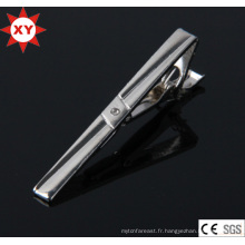 Pince à cravate décorative en acier inoxydable pour homme (XYmxl121002)