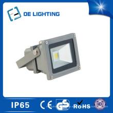 Certificado calidad 10W LED Flood luz con GS