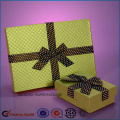 Custom Fancy Gift Boxes With Ribbon