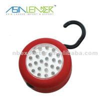 24 светодиода с питанием от батарейки светодиодная рабочая лампа BT3160