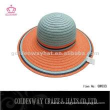 ladies floppy straw hat