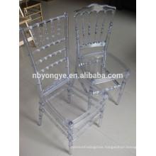 Cheap Stacking Clear Plastic Chiavari Chair