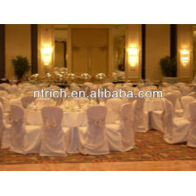 weddings chair covers,polyester chair covers for banquet,wedding,hotel