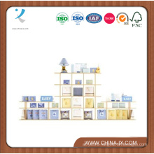 10′ Wide Window Product Display Stands