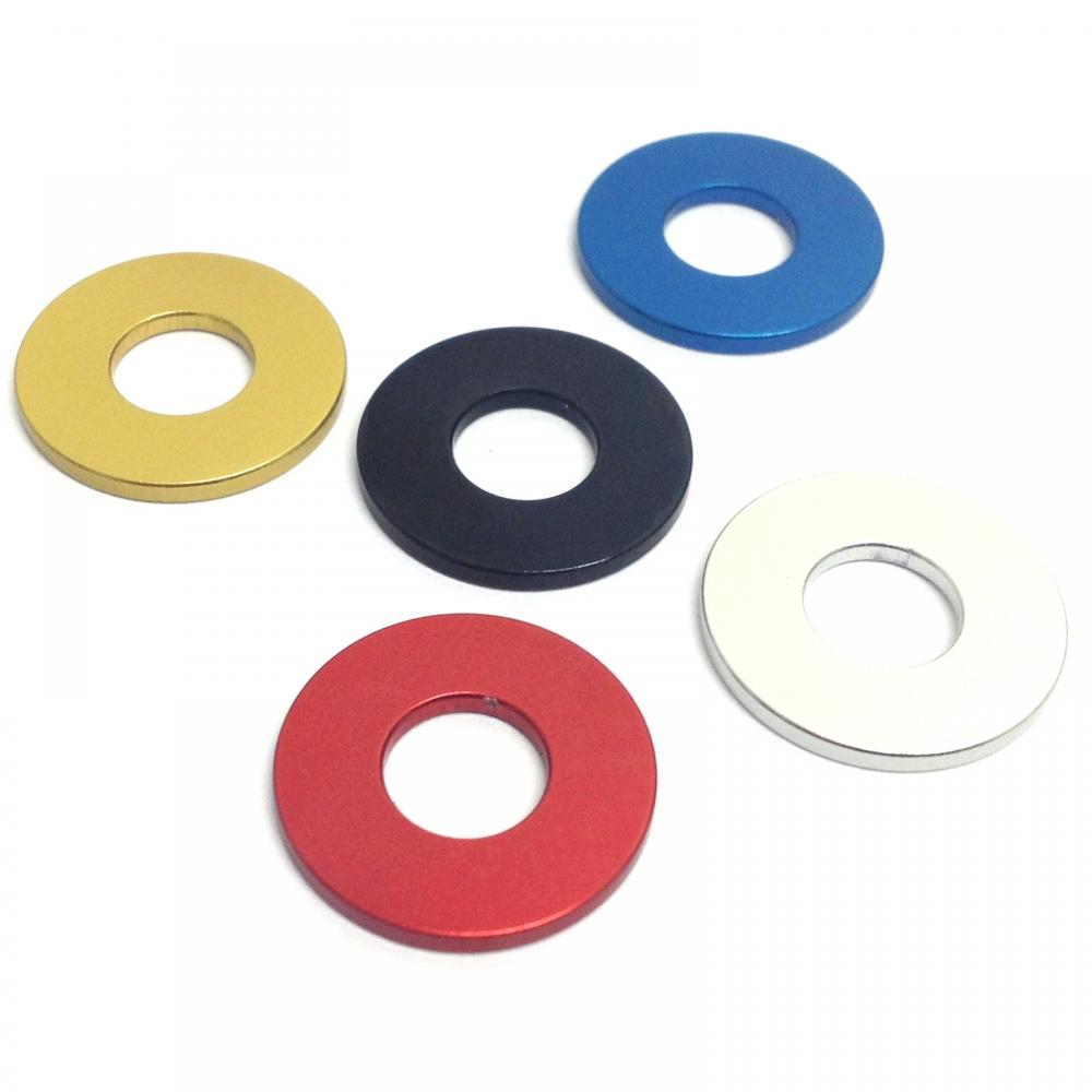Anodized Aluminum Flat Washer