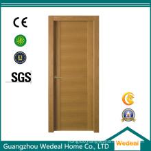 Modern European Style Interior Wood Veneer Door