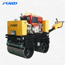 Hydraulic Vibratory Pedestrian Road Roller for Soil Compactor FYL800CS