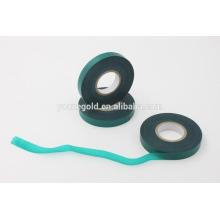 Fita de gravata verde jardim PVC / PE