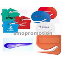 Lp008 de abridor de carta de plástico promocionais