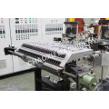 ABS Equipment Production Line Plastic Extrusion Luggage Making Machinery