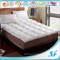 Star Hotel Used Soft Microfiber Filling Grossiste Matelas Topper