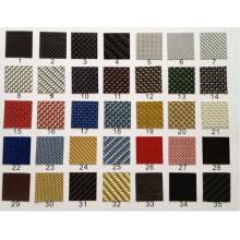 Multicolor Fibre Carbon Plates Hobby