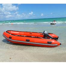 2016 Novo tipo e barco de pesca inflável barato, lancha