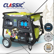 CLASSIC CHINA Genset Price Mini Generator, Big Fuel Tank All Kinds Of Power Generator