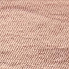 100% algodão sarja lavada tecido de algodão