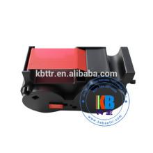 Postal franking machine compatible fluorescent red B767 B700 ribbon cassette cartridge