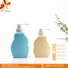 260 / 350ml bouteille de shampoing en PEHD