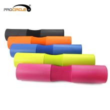 Wholesale Squat Fitness Pad Plastic Barbell Pad