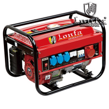 AC Three Phase 6.5HP Gasoline Generator en venta