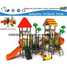 Outdoor Slide Outdoor Playground Outdoor Play Equipment (H14-0807)