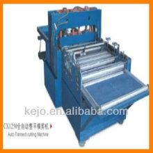 Filtrer et couper jusqu'à la longueur Ligne de laminage à froid formant ligne de production de la machine