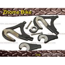 Vélo cyclo-pièces châssis décrocheurs/E-Bike Frame décrocheurs