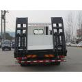 DONGFENG Chenglong 10-16T Flatbed Trailer Truck