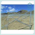 Perfil de aluminio para los soportes de Panel Solar