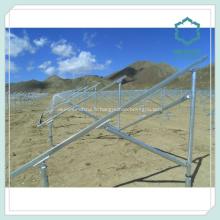 Aluminium panneau solaire montage Structure 6000 série