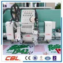 Máquina mezclada del bordado de la computadora de la función del muti para la venta