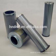 Filtro FUIDTECH WASSENBERG, elemento de filtro de aceite D-41849, cartucho de filtro de acero inoxidable