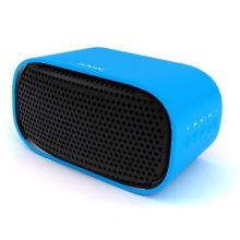 flat aluminum bluetooth wireless speaker