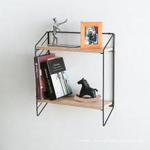 rack de parede rack de cozinha com madeira