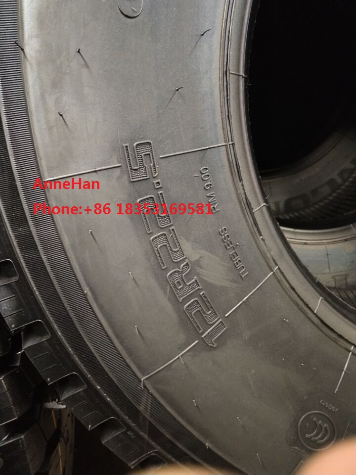 New Triangle Brand Tire 5