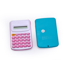 8 Digits Colorful Mini Handheld Calculator