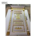 Деревянная входная дверь Недорогая цена на дизайн дверей Керала класса люкс
