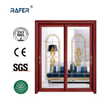 Gran puerta de vidrio de aluminio (RA-G134)