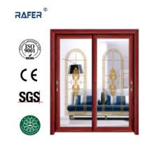 Большая алюминиевая стеклянная дверь (РА-G134)
