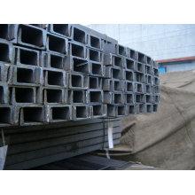 Precio de fábrica laminado en caliente h precio de acero del haz hecho en China para Mauricio