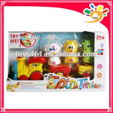 B / O Tier Zug Spielzeug mit Licht und Musik