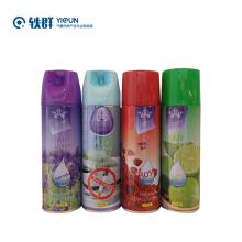 Spray assainisseur d'air de haute qualité en aérosol pour salon