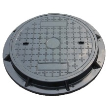 EN124 FRP SMC BMC Composite Circular Manhole Cover