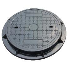 EN124 FRP SMC BMC Tapa de inspección circular compuesta