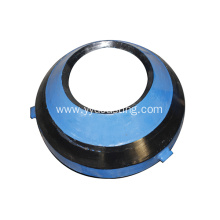 Wholesale PriceList for Main Frame Bushing,Main Shaft Bushing,Socket Liner,Counter Shaft Bushing Supplier in China High Manganese Casting Bowl Liner For Symons supply to Rwanda Manufacturer